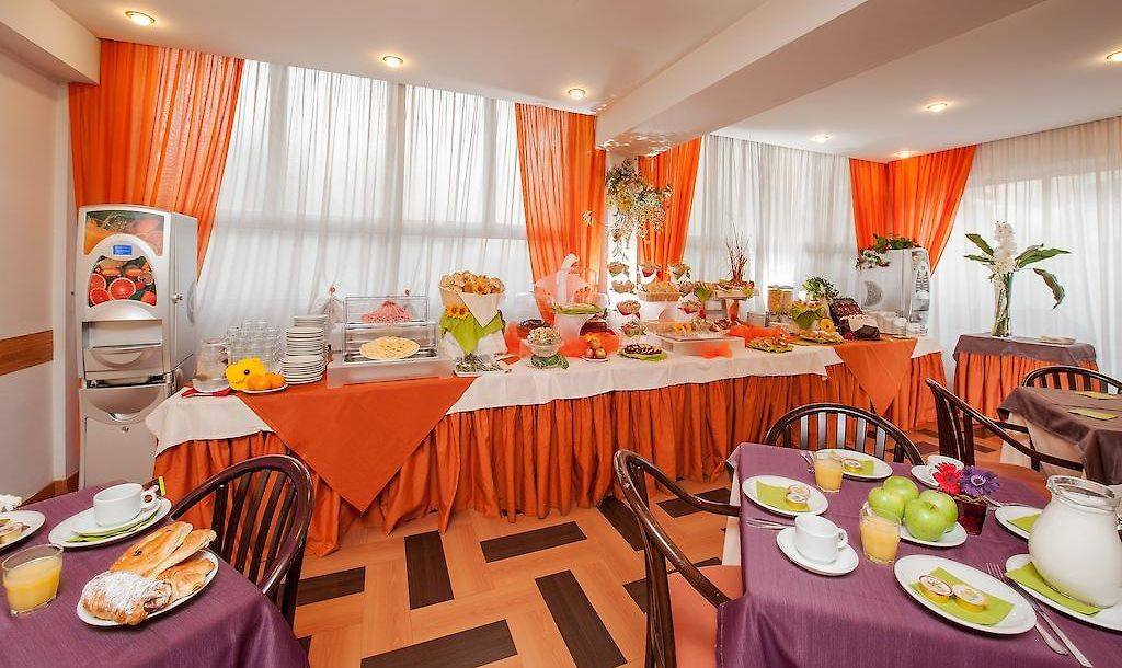 Quality Hotel Rouge Et Noir Roma | 4-Star Accommodation ...
